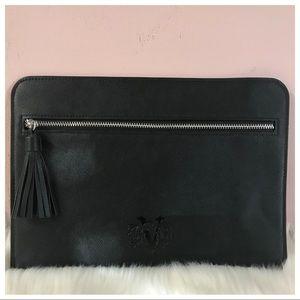 KVD NWOT Black Make Up Bag